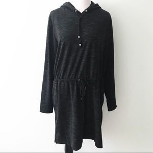 MK drawstring dress